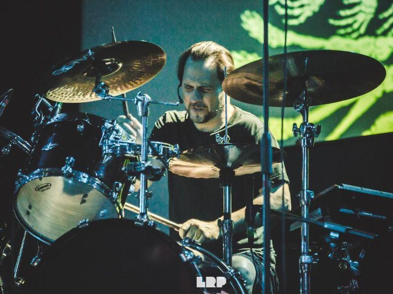 5 giugno 2018 - Estragon - Bologna - Dead Cross in concerto