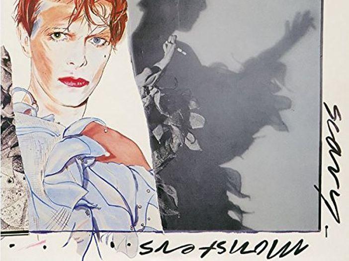 """David Bowie, Enrico Ruggeri racconta """"Ashes to ashes"""""""