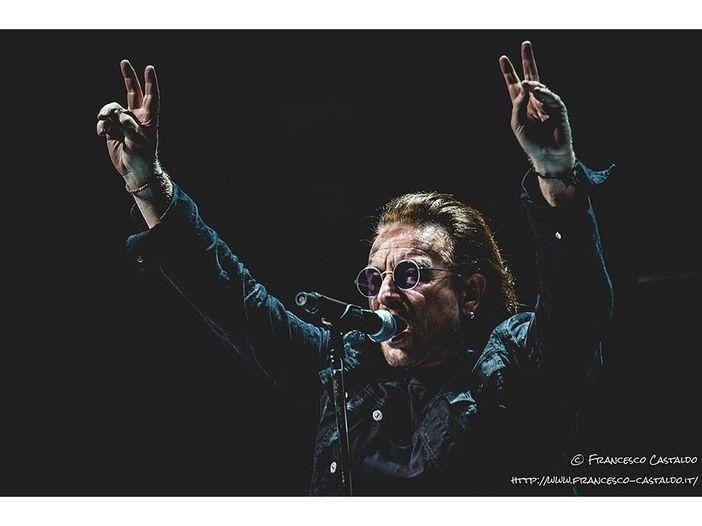 U2, il concerto al Forum di Assago - SCALETTA/IMMAGINI