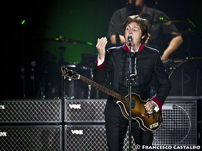 Paul McCartney, in Rete la versione integrale di 'The art of McCartney'. ASCOLTA