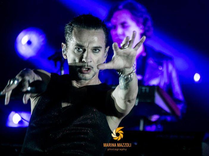 Depeche Mode, la scaletta del secondo concerto a Torino - SETLIST
