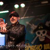 27 maggio 2016 - Magazzini Generali - Milano - Giorgio Vanni e i Figli di Goku in concerto
