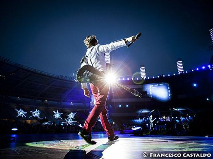 Grandi concerti aspettando che riprendano i concerti: Muse, live allo Stadio Olimpico, Roma, 2013