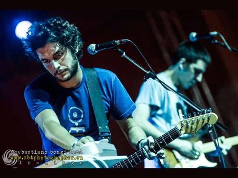 15 settembre 2012 - Pistoia Underground Festival - Pistoia - I Davoli in concerto