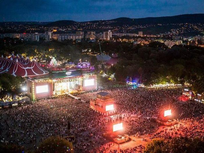 Sziget Festival, nuovo record di affluenza: per l'edizione 2018 a Budapest oltre mezzo milione di spettatori