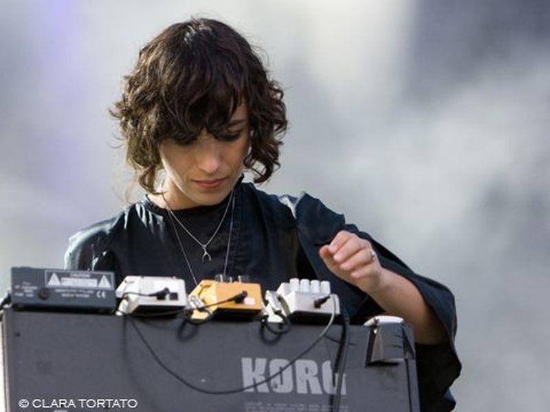 10 Luglio 2009 - Traffic Free Festival - Venaria (To) - Ladytron in concerto
