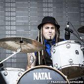 8 giugno 2013 - Sonisphere Festival - Arena Concerti - Rho (Mi) - Zico Chain in concerto