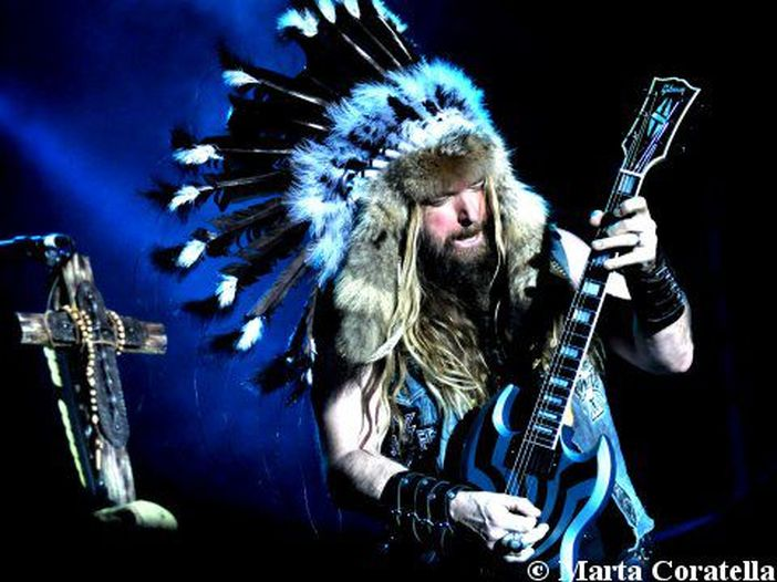 Black Label Society: guarda il video di 'Ain't no sunshine when she's gone'