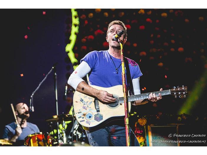 Coldplay, esce il 22 novembre un nuovo album doppio