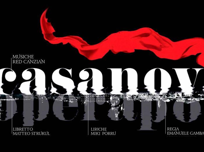 """Red Canzian, """"Casanova Opera Pop"""" in scena il 21 gennaio 2022"""