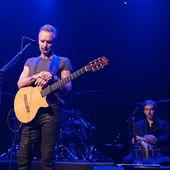 12 novembre 2016 - Bataclan - Parigi - Sting in concerto