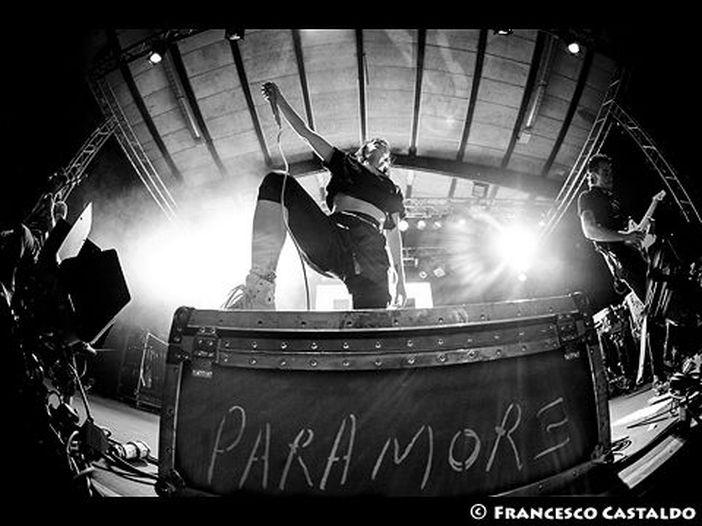 Paramore, 'brand new eyes': ecco la copertina