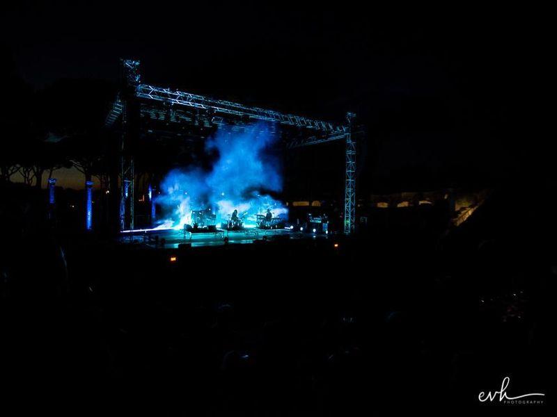 2 luglio 2019 - Teatro Romano - Ostia (Rm) - James Blake in concerto