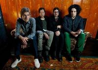 The Raconteurs, a live dvd out in June