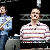 31 agosto 2012 - A Perfect Day Festival - Castello Scaligero - Villafranca di Verona (Vr) - Temper Trap in concerto