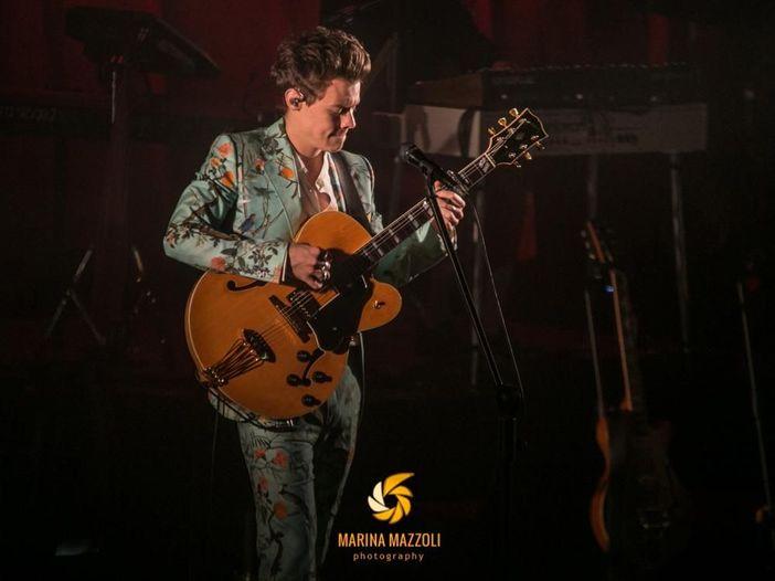 Harry Styles: unica data a Milano, 10 novembre all'Alcatraz