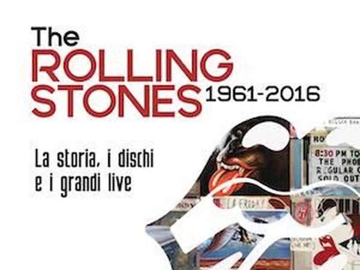 Rolling Stones, un uscita un nuovo libro: la storia, i dischi e i grandi live