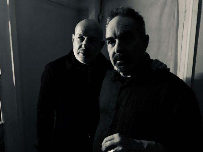 Roger e Brian Eno, esce 'Mixing Colours'