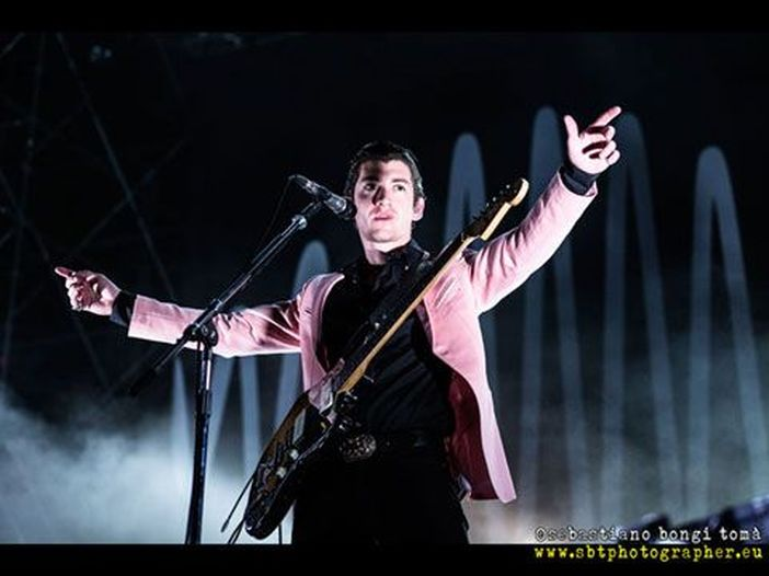 Arctic Monkeys: guarda il video di 'Four Out Of Five'