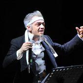 4 luglio 2015 - Anfiteatro del Vittoriale - Gardone Riviera (Bs) - Morgan in concerto