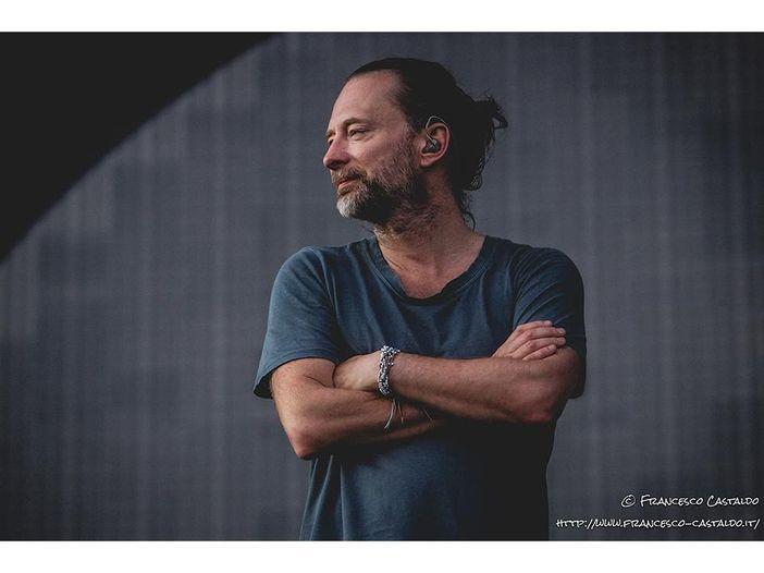 Thom Yorke: ecco i dischi che porterebbe con sé su un'isola deserta