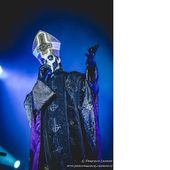 19 aprile 2017 - Alcatraz - Milano - Ghost in concerto