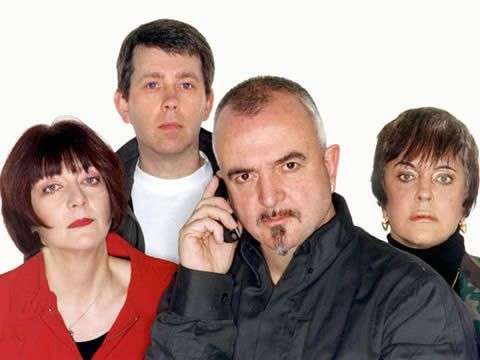Throbbing Gristle and Factory Floor Team Up