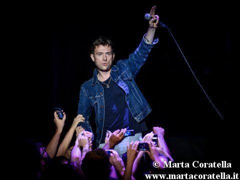 15 luglio 2014 - Auditorium Parco della Musica - Roma - Damon Albarn in concerto