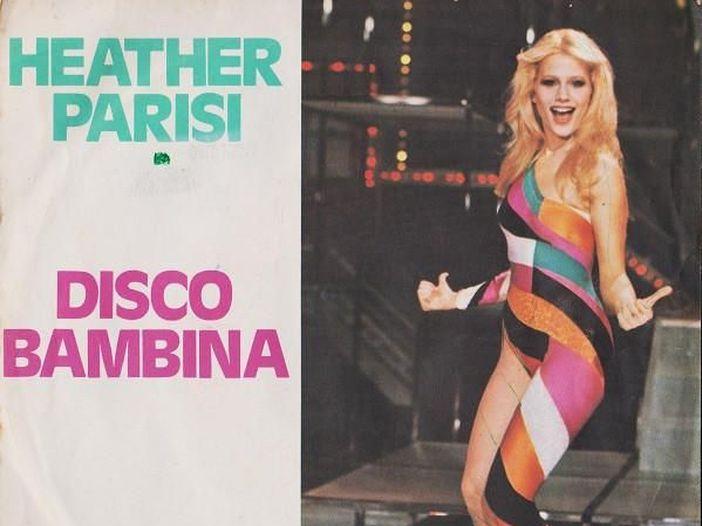 """Heather Parisi, la storia di """"Disco bambina"""""""