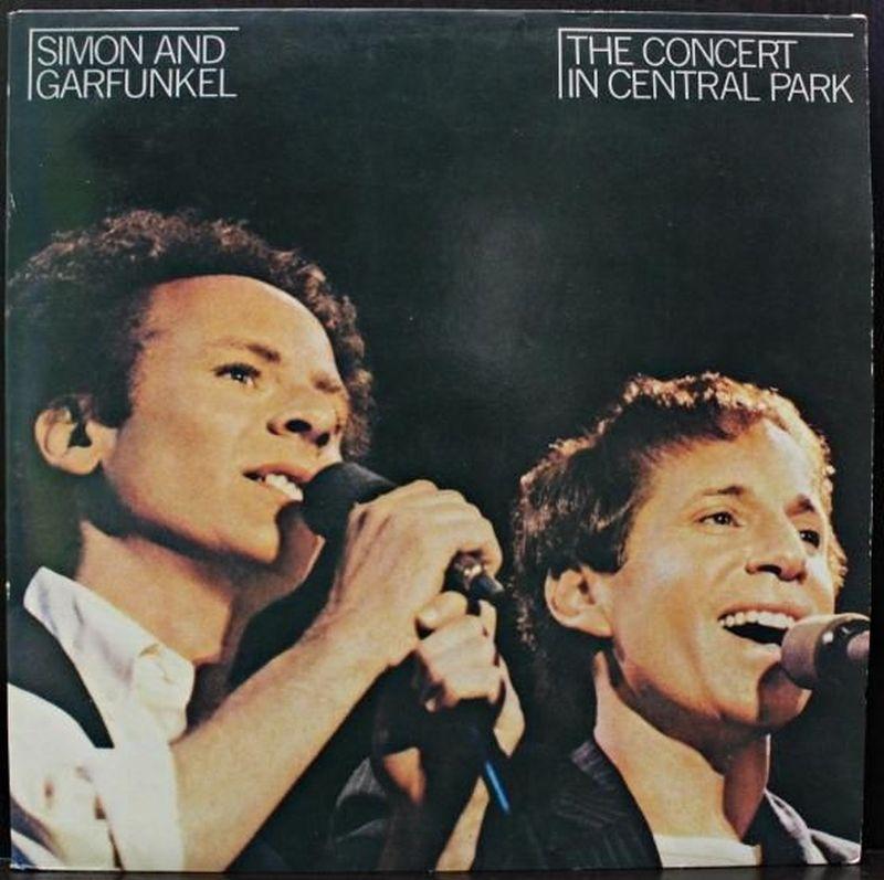 Simon & Garfunkel, 39 anni fa il concerto a Central Park