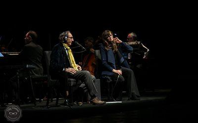 30 marzo 2016 - Teatro EuropAuditorium - Bologna - Alice e Franco Battiato in concerto