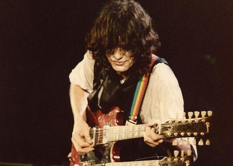 Jimmy Page ricorda il turbolento concerto di Lione nel 1973