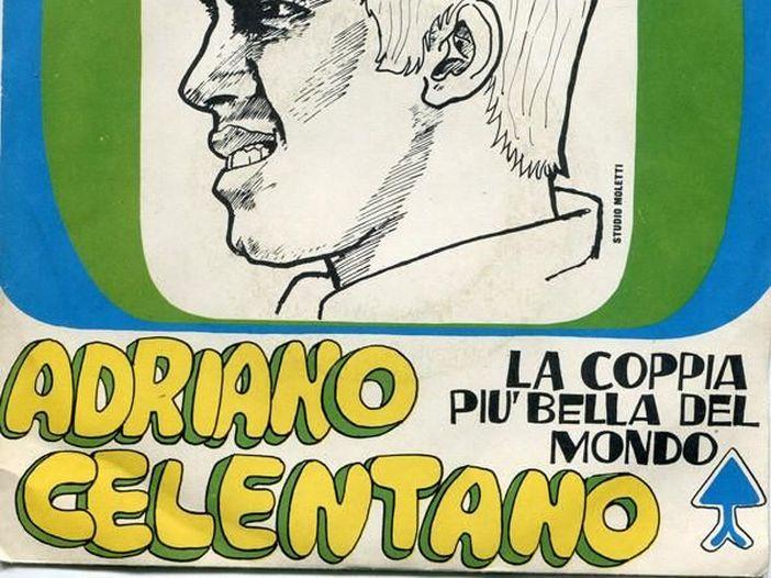 """Adriano Celentano, la storia di """"La coppia più bella del mondo"""""""