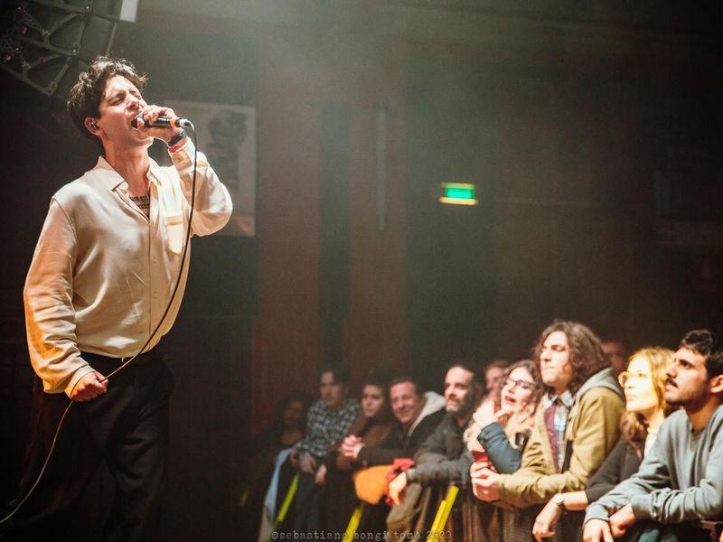 15 febbraio 2020 - The Cage Theatre - Livorno - Siberia in concerto