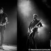 15 ottobre 2013 - Alcatraz - Milano - Caspian in concerto