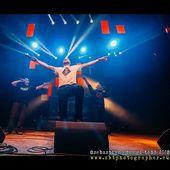 20 ottobre 2018 - The Cage Theatre - Livorno - Murubutu in concerto