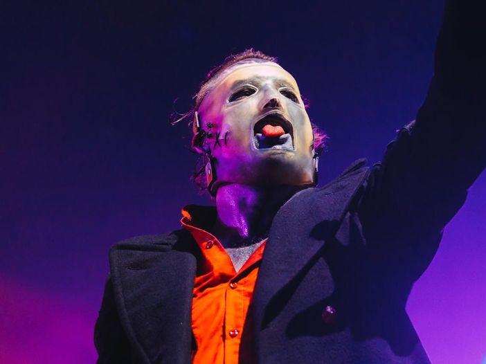 Slipknot: arrestati due uomini al loro concerto di Manchester