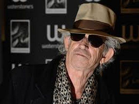 Secondo i quotidiani Keith Richards si droga ancora