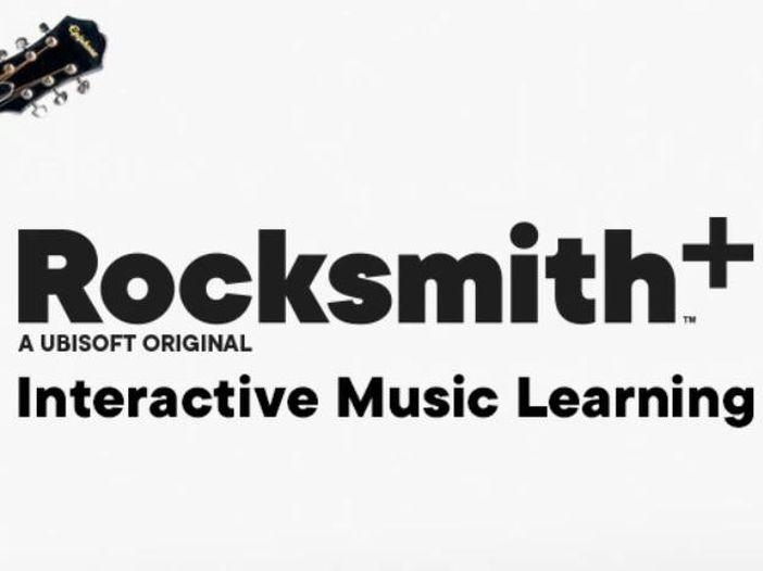 Musica e gaming, Ubisoft rilancia Rocksmith+