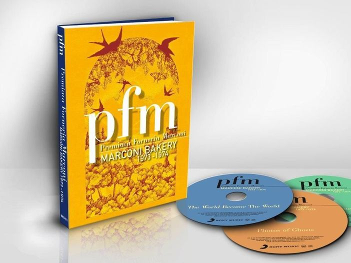 """PFM - la recensione di """"MARCONI BAKERY 1973-1974"""""""