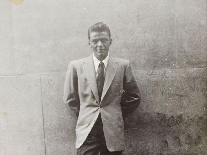 Christian De Sica al lavoro su una favola-musical su Frank Sinatra