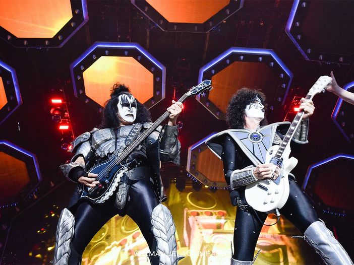 "Kiss - la recensione di ""Kissworld The Best Of Kiss"""