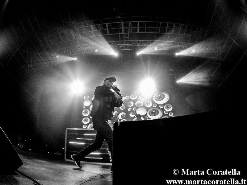 24 ottobre 2015 - Atlantico Live - Roma - Fabri Fibra in concerto
