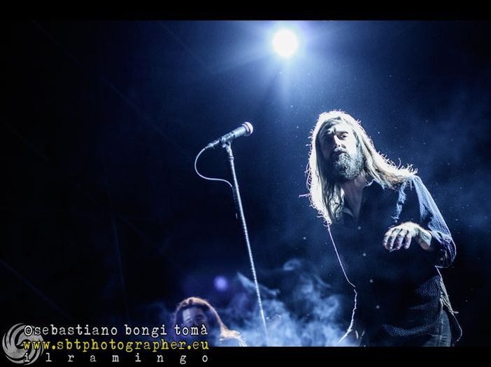 Chris Robinson dei Black Crowes fa il solista