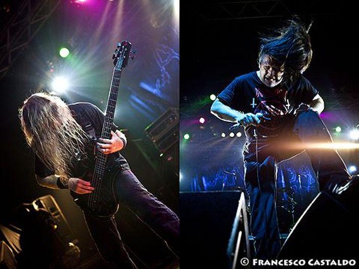 Il Full of Hate tour 2012 in Italia a febbraio