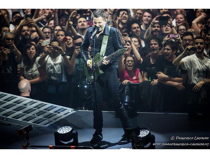Muse, ufficiale: esce domani il singolo solista di Matthew Bellamy