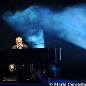 20 Settembre 2010 - Auditorium Parco della Musica - Roma - Elton John in concerto