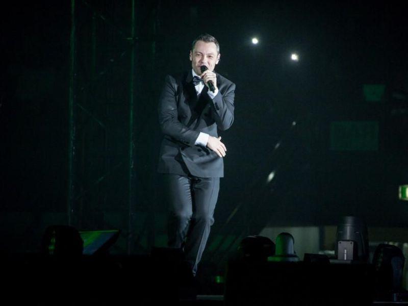 26 novembre 2015 - PalaFlorio - Bari - Tiziano Ferro in concerto