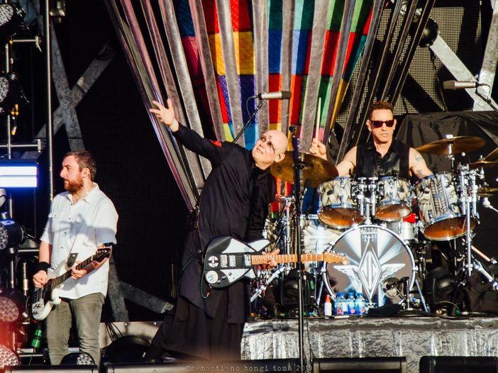 Il nuovo album degli Smashing Pumpkins prende forma: 'Sarà differente'