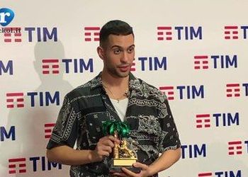 Il vincitore di Sanremo 2019 in sala stampa